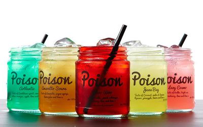 cotswolds gin poison cocktails