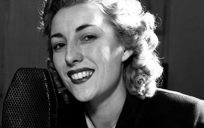 Dame Vera Lynn: don't know where, don't know when she saw that Bluebird