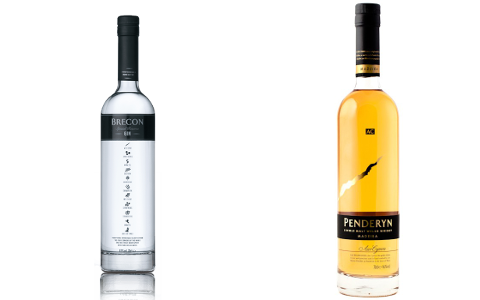 penderyn whisky and gin