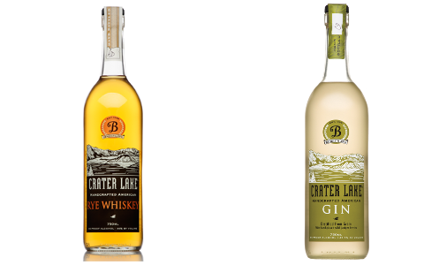 crater lane whisky and gin