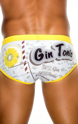 gin tonic pants