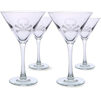 martini skulls