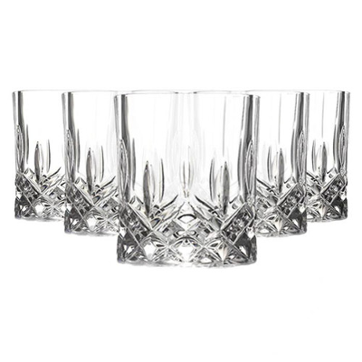 Make your happy dad a Mad Man with a set of Old Fashioned glasses. Not only are they essential to any proper cocktail bar, but they're in style!