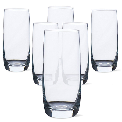 Yet another essential glass set - but this is pretty much if. Unless he needs some pint glasses for beer, martini, Old Fashioned and highball glasses are the three cocktail bar essentials.