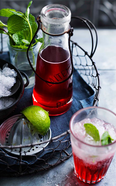 Crush that serve with this recipe from Gourmet Traveller