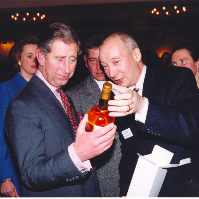 1,000 whisky for the Prince of Wales