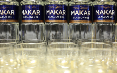 Our January 2015 Gin of the Month, Makar Glasgow Gin, is a Global Gin Master 2015!