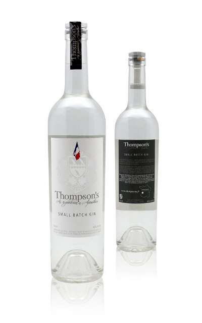 thompson's bordelais gin