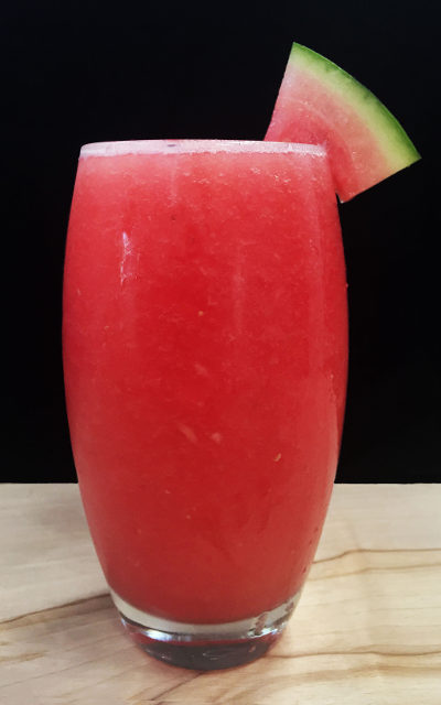 This wonderful watermelon treat from our July Gin of the Month, Da Mhile, is exactly how the craft distillers like to drink their Botanical Farmhouse Gin