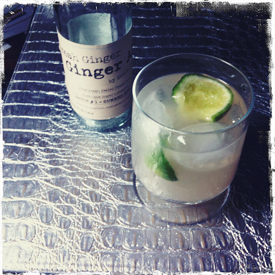 This ginger beer & gin cocktail is easy enough to make for a group of people. Try throwing in a sprig of mint and using our June 2015 Gin of the Month, Chilgrove Dry