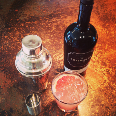 """A """"pheasant"""" of a cocktail, the Gin Faisan is the perfect serve for Cotswolds Dry Gin"""