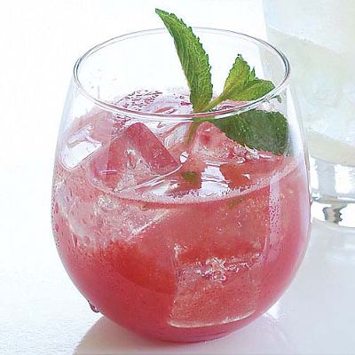 watermelon gin punch