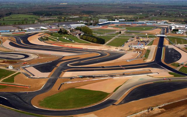 adrenaline race track