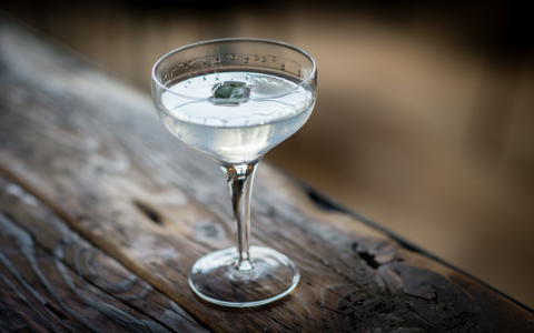 east london gin martini