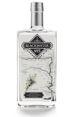 blackwater no. 5 dry gin