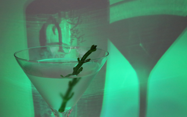 Magical and mysterious moonshine mixes from May 2015's Gin of the Month