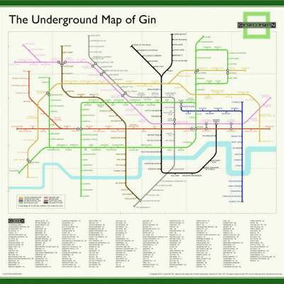 Thanks to London Peculiar for this fab map. You can check it out by clicking here.
