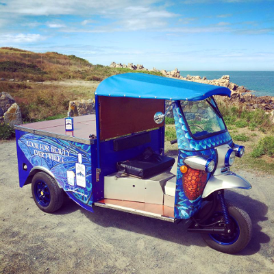 Blue Bottle's Ginsect Tuk-Tuk