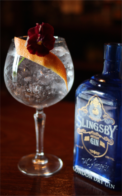 slingsby gin signature
