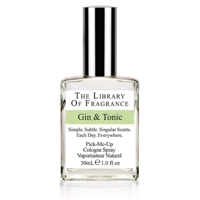 gin and tonic fragrance