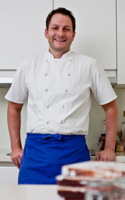 Ben Axford aka Benjamin Chocolatier
