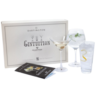 dartington gintuition glasses set