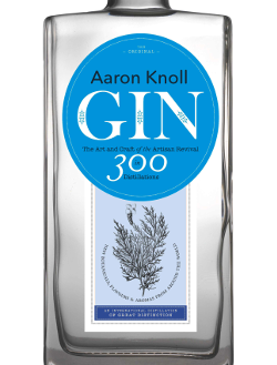 Aaron Knoll Gin craft book cover
