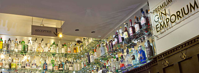 old bell pub most gins