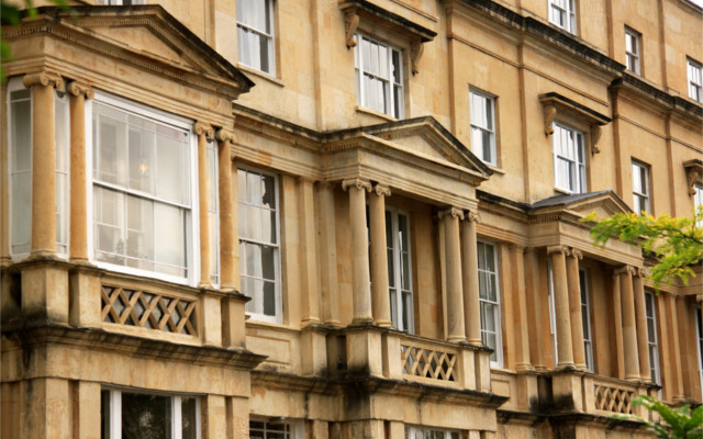 Cheltenham's Regency architecture