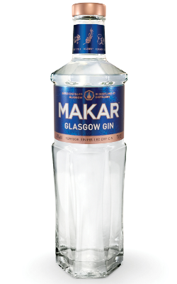 makar scottish glasgow gin