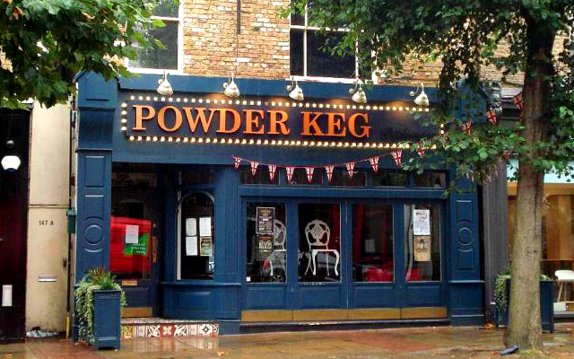powder keg diplomacy london gin joint bar