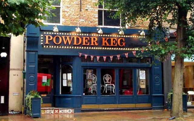 powder keg diplomacy london gin joint bar