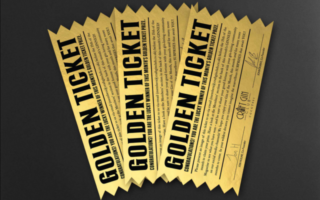 golden ticket winner