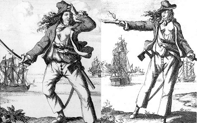 pirates anne bonny and mary read