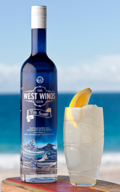 west winds gin australia burnt rosemary and wattleseed collins