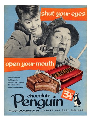 An old Penguin advert (pre-1964)