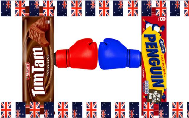 tim tam penguins biscuits australia