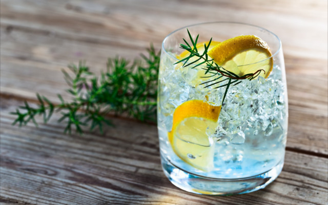 Gin and tonic pro mixer
