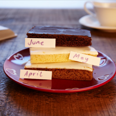 In March, our winner and runners-up will get a 3-month subscription to The Cake Nest.