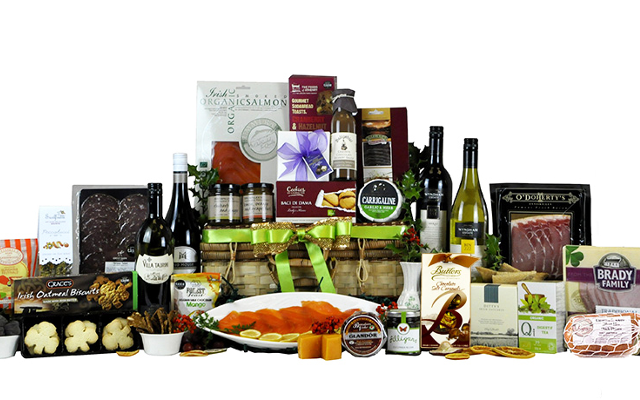 golden ticket winner hamper