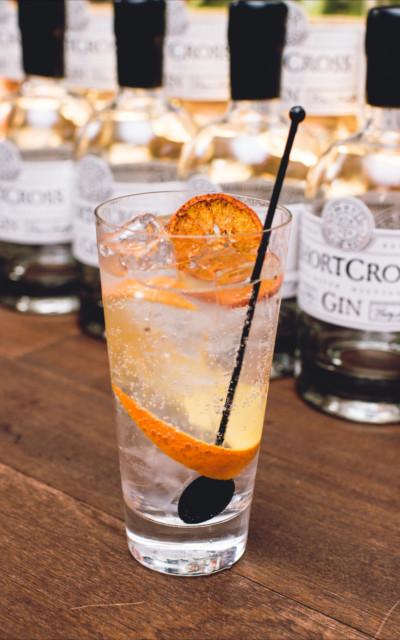 A Shortcross Gin perfect G&T.
