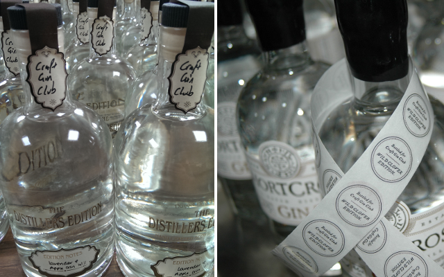 members special edition gin