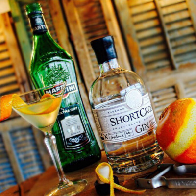 distiller's martini shortcross gin