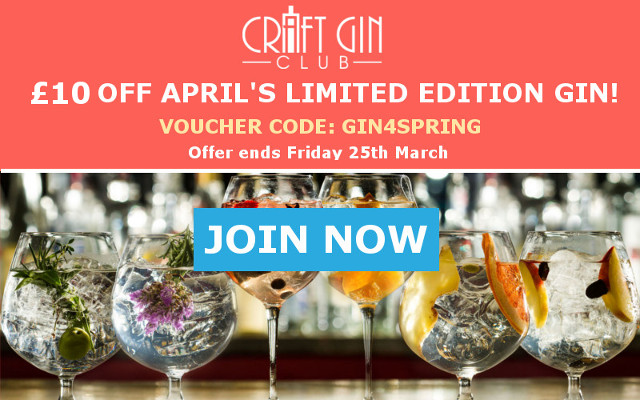 craft gin club join now