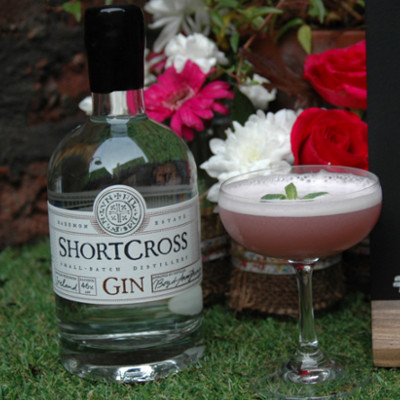 wild clover club shortcross gin cocktail