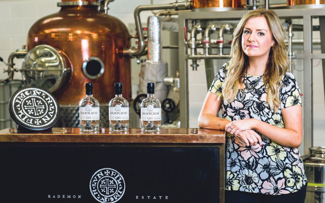 shortcross gin distillery