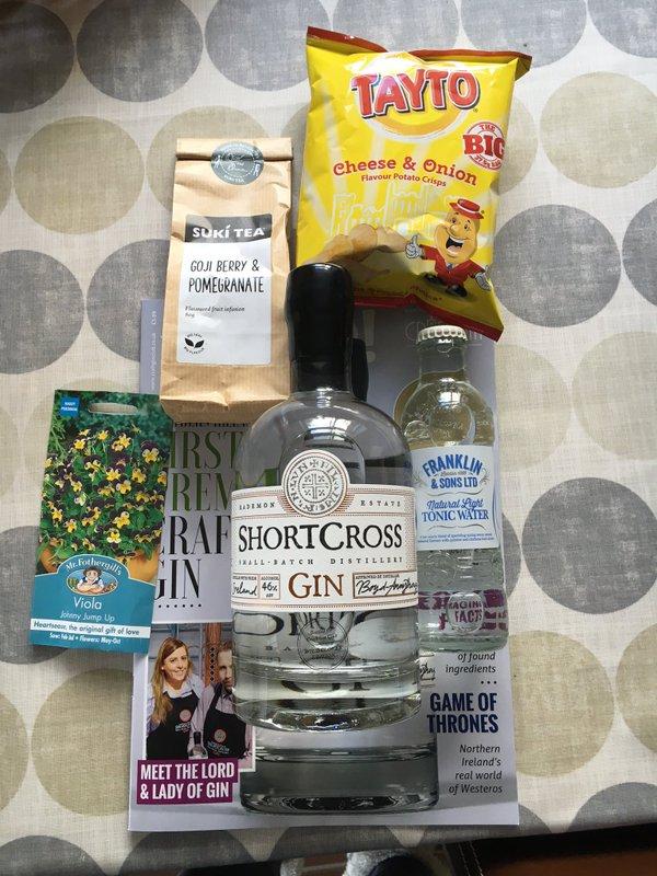 tayto tastic gin shortcross
