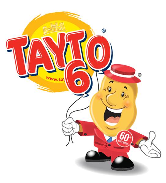 tayto chips 60 years
