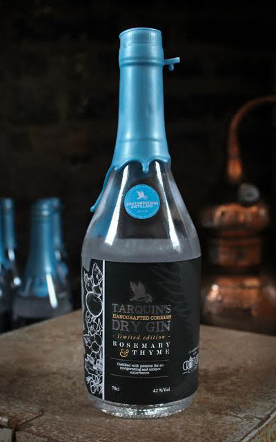 tarquin's craft gin club limited edition cornwall