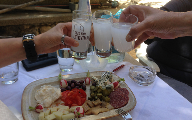 ouzo drink